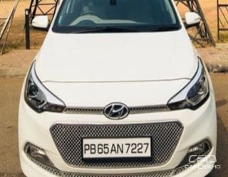 2017 Hyundai i20 Asta Option 1.2