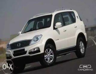 2013 Mahindra Ssangyong Rexton RX5