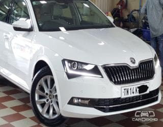 2017 Skoda Superb L&K 1.8 TSI AT
