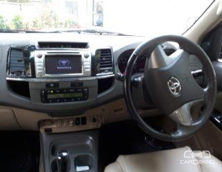 2013 Toyota Fortuner 4x4 MT TRD Sportivo