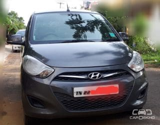 2013 Hyundai i10 Sportz AT