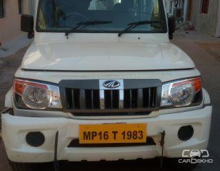2017 Mahindra Bolero Power Plus SLE