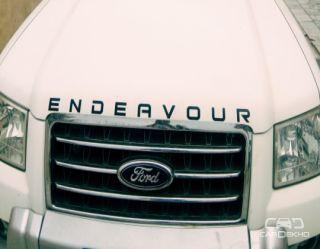 2008 Ford Endeavour 4x4 Thunder Plus