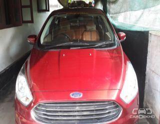 2017 Ford Figo Aspire 1.5 Ti-VCT Titanium