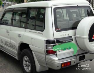2012 Mitsubishi Pajero 2.8 SFX BSIII Single Tone