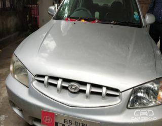 2005 Hyundai Accent VIVA ABS