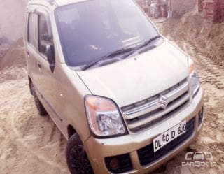 2008 Maruti Wagon R LXI Minor