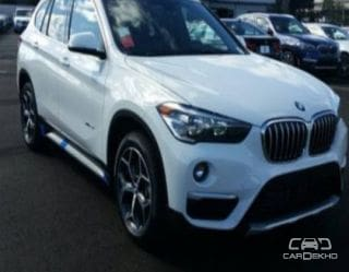 2018 BMW X1 sDrive20d Expedition