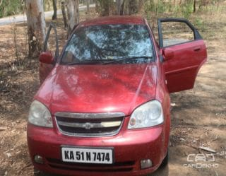 2005 Chevrolet Optra 1.6