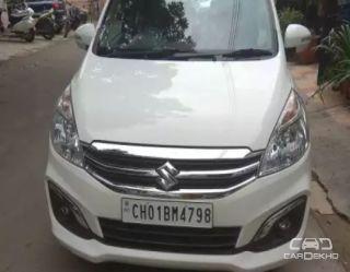 2017 Maruti Ertiga SHVS ZDI Plus