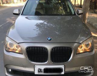 2010 BMW 7 Series 740Li Sedan