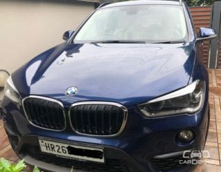 2017 BMW X1 sDrive20d Expedition