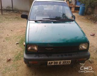 1993 Maruti 800 EX