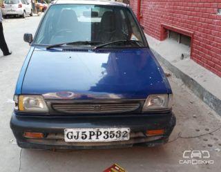 1998 Maruti 800 AC
