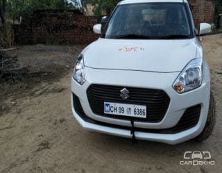 2018 Maruti Swift AMT VDI