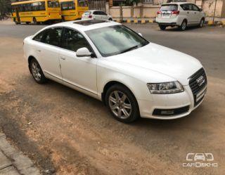 2011 Audi A6 2011-2015 3.0 TDI Quattro Premium Plus
