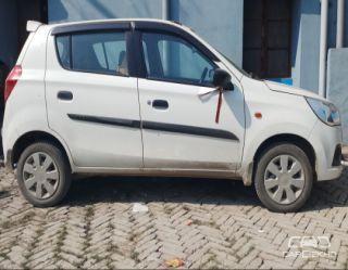 2016 Maruti Alto K10 VXI