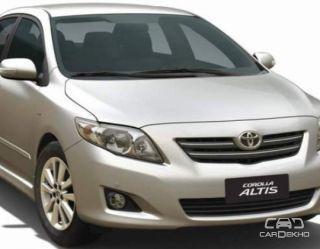 2010 Toyota Corolla Altis Aero D 4D J