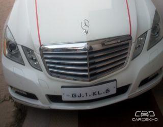2011 Mercedes-Benz E-Class 2009-2013 E250 CDI Avantgarde