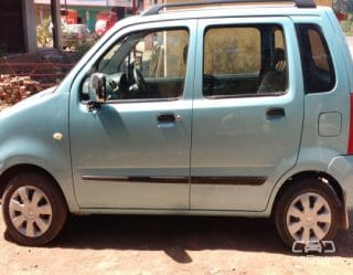 2007 Maruti Wagon R VXI Minor