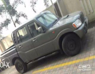 2008 Mahindra Scorpio Getaway 4WD