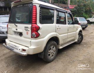 2014 Mahindra Scorpio Getaway