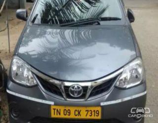 2017 Toyota Platinum Etios 1.4 GXD