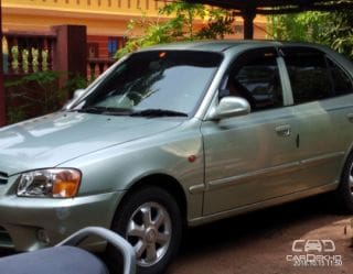 2006 Hyundai Accent GLS 1.6 ABS