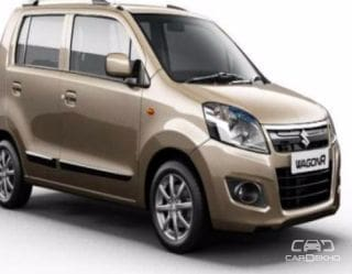 2018 Maruti Wagon R LXI BS IV