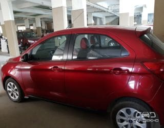 2015 Ford Figo 1.2P Titanium Plus MT