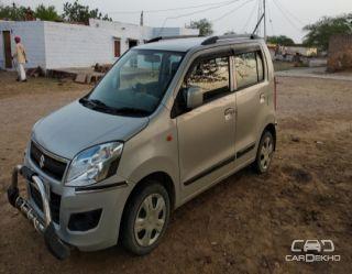 2015 Maruti Wagon R VXI Optional