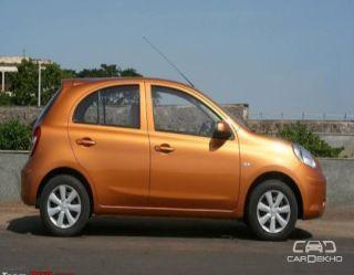 2012 Nissan Micra XE Plus