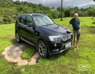 2016 BMW X3 xDrive20d Expedition