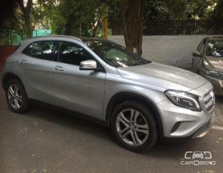 2016 Mercedes-Benz GLA Class 200