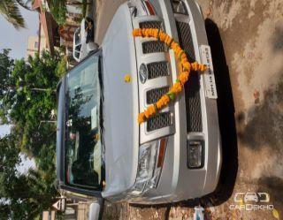 2017 Mahindra TUV 300 mHAWK100 T8 AMT
