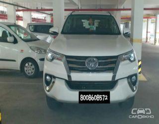 2017 Toyota Fortuner 2.8 2WD MT
