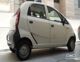 2013 Tata Nano Cx BSIII