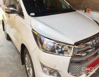 2016 Toyota Innova Crysta 2.4 GX MT