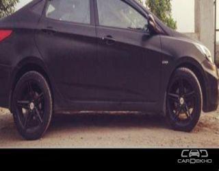 2016 Hyundai Verna 1.4 CRDi