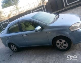 2007 Chevrolet Aveo 1.4 LS Limited Edition