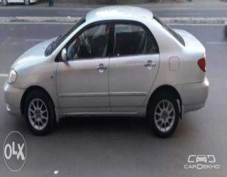 2007 Toyota Corolla H4