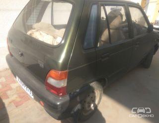 1999 Maruti 800 Std BSIII