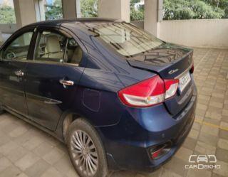 2018 Maruti Ciaz Alpha Diesel