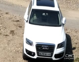 2012 Audi Q5 2008-2012 2.0 TFSI Quattro