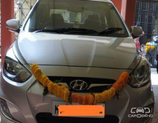 2014 Hyundai Verna 1.6 CRDI