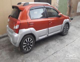 2016 Toyota Etios Cross 1.2L G
