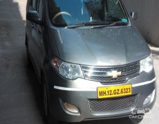 2013 Chevrolet Enjoy TCDi LTZ 7 Seater