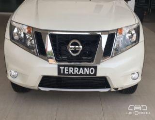 2017 Nissan Terrano XV D Pre