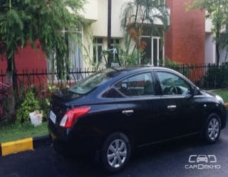 2013 Nissan Sunny 2011-2014 XL AT Special Edition