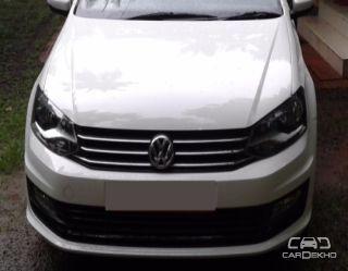 2017 Volkswagen Vento 1.6 Comfortline